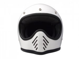 Seventyfive White Carbon Kevlar Shell