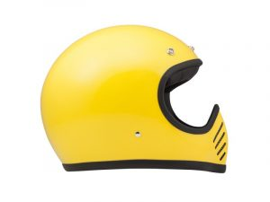 Seventyfive Yellow Carbon Kevlar Shell