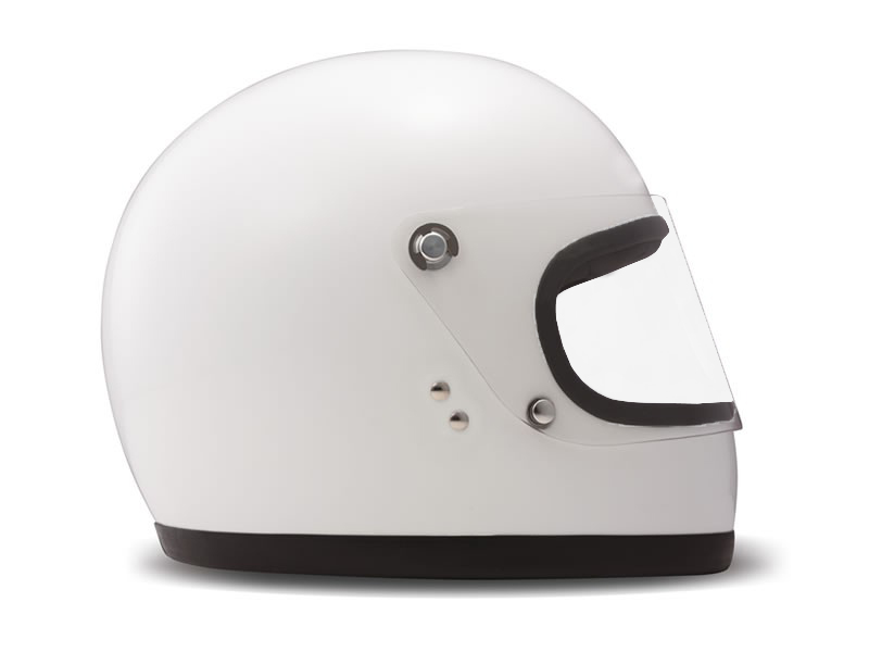 Rocket White Carbon Kevlar Shell