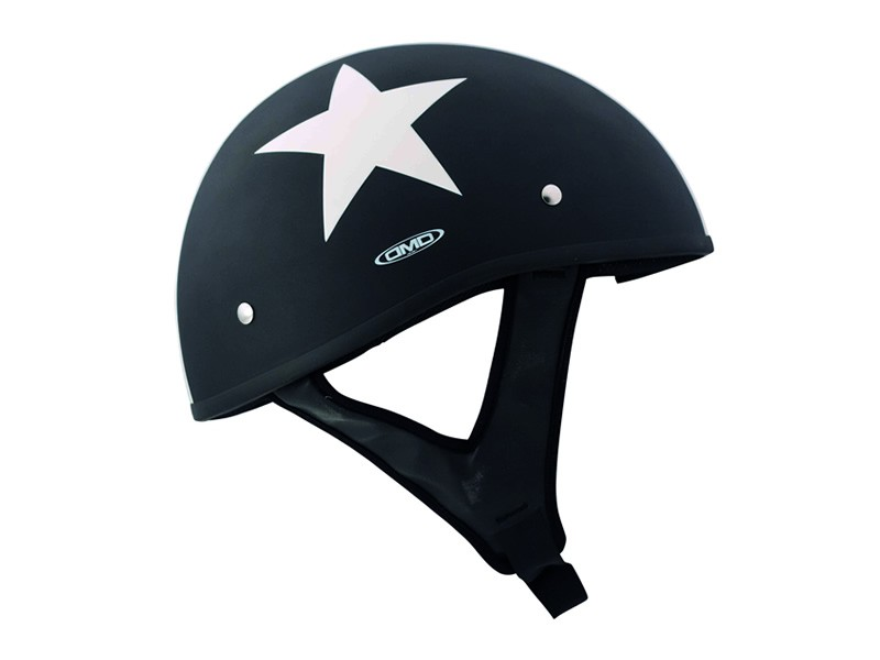 Star Black - Fiberglass shell