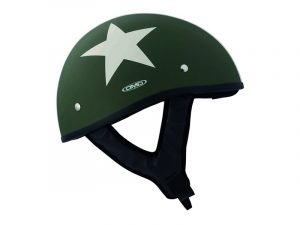 Star Green - Fiberglass shell